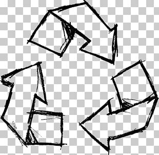 Recycling Symbol Drawing Recycling Bin PNG