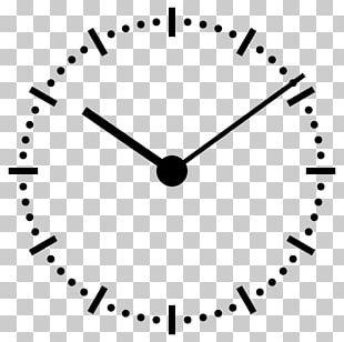 Newgate Clocks Digital Clock Clock Face PNG