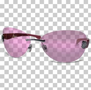 Pink Sunglasses Vision Care Eyewear PNG