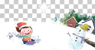 Skiing Dahan Cartoon Winter PNG