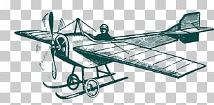 Airplane Model Aircraft Paper Drawing PNG