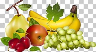 Vegetable Fruit Banana Food PNG