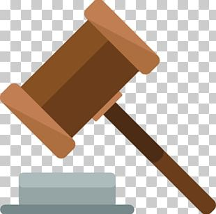 Hammer Cartoon Law PNG