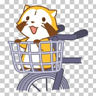 Sticker Nippon Animation LINE Cat Raccoon Dog PNG