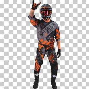 Kerchief Uniform Orange S.A. Boot Suit PNG