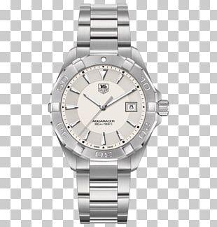 TAG Heuer Aquaracer Caliber 5 Watch Jewellery PNG