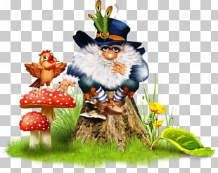 Gnome Fairy Tale Duende Elf PNG