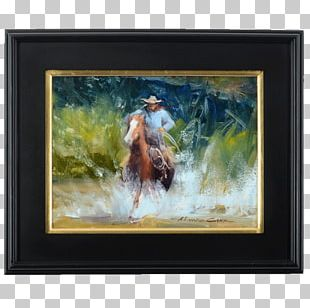Oil Painting Art Watercolor Painting PNG