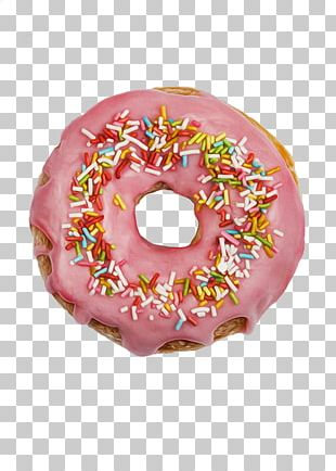 Donuts Frosting & Icing Sprinkles Sugar National Doughnut Day PNG