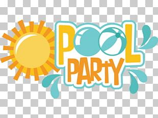Party Swimming Pool PNG