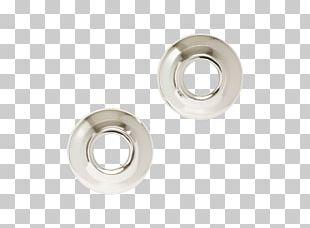 Earring Silver Jewelry Design Body Jewellery PNG