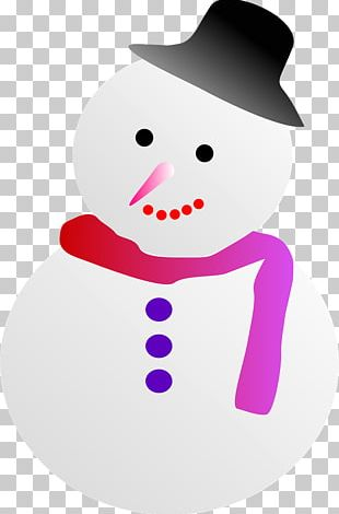 Open Snowman Free Content PNG