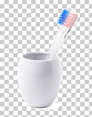 Electric Toothbrush Cup PNG