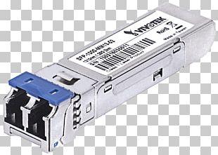 Small Form-factor Pluggable Transceiver Gigabit Interface Converter Single-mode Optical Fiber Gigabit Ethernet PNG