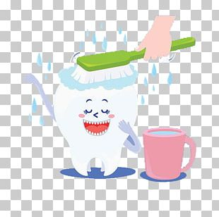 Tooth Brushing Toothbrush Teeth Cleaning PNG