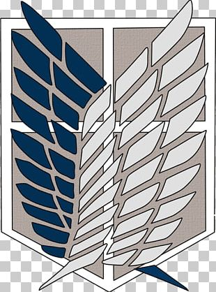 A.O.T.: Wings Of Freedom Logo Attack On Titan Corps PNG