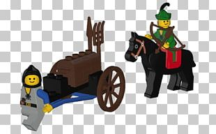 Horse Chariot LEGO Carriage PNG