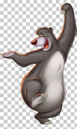 The Jungle Book Baloo King Louie Mowgli Shere Khan PNG