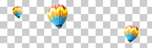Hot Air Balloon Computer Atmosphere Of Earth PNG