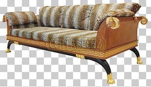 Sofa Bed Chaise Longue Couch Bed Frame PNG