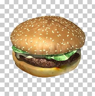 Cheeseburger Hamburger Whopper McDonald's Big Mac Buffalo Burger PNG