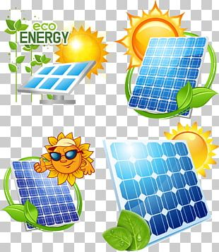 Solar Power Solar Energy Solar Panel Photovoltaics PNG