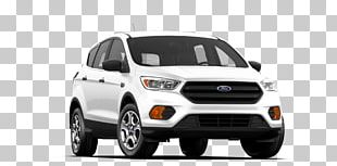 Ford Motor Company 2018 Ford Escape S Sport Utility Vehicle PNG