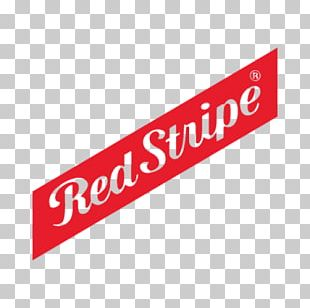 Red Stripe Beer Lager Jamaican Cuisine T-shirt PNG