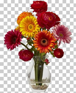 Flowers In A Vase Flower Bouquet PNG