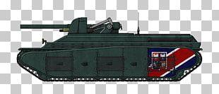Self-propelled Gun Self-propelled Artillery Churchill Tank PNG