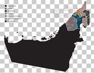 Abu Dhabi Dubai Map PNG