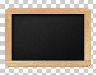 Blackboard Paper Bulletin Board Slate PNG