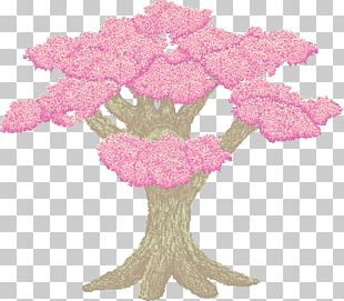 Flower Floral Design Petal Tree Lilac PNG