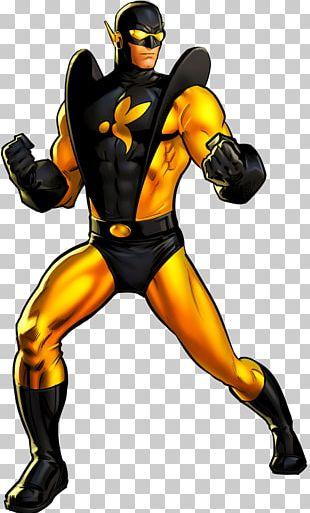 Hank Pym Darren Cross Wasp Iron Man Ant-Man PNG