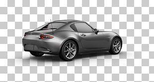 2017 Mazda MX-5 Miata RF 2018 Mazda MX-5 Miata RF Personal Luxury Car PNG