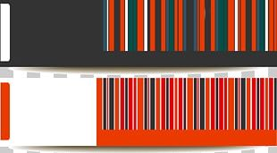 Web Banner Barcode PNG