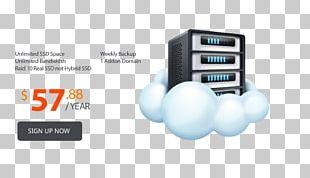 Computer Servers Cloud Computing Virtual Private Server Web Hosting Service Virtualization PNG