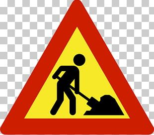 DuBois Roadworks Traffic Sign Architectural Engineering PNG