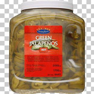 Tex-Mex Salsa Taco Jalapeño Condiment PNG