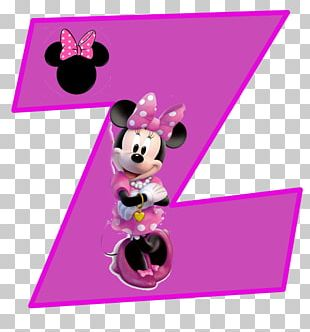 Minnie Mouse Mickey Mouse Letter Alphabet YouTube PNG