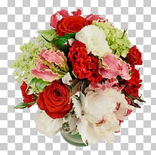 Garden Roses Floral Design Cut Flowers Flower Bouquet Carnation PNG