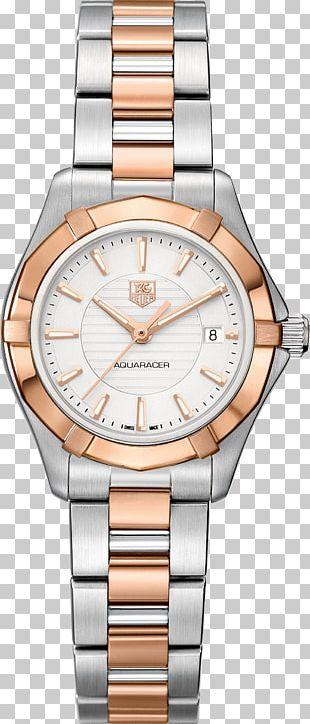 TAG Heuer Watch Quartz Clock Sapphire Jewellery PNG