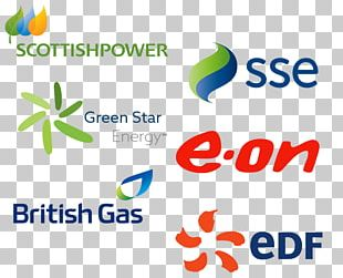 Big Six Energy Suppliers Business British Gas Electricity PNG