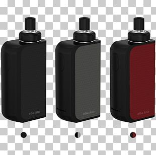 Electronic Cigarette Aerosol And Liquid Vaporizer Box PNG