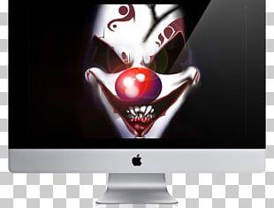 Joker Evil Clown Circus Desktop PNG