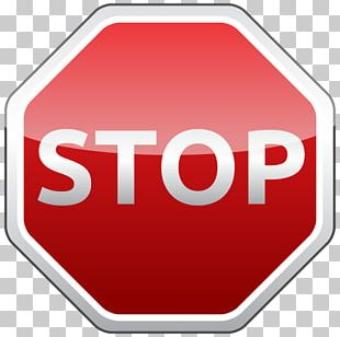 Stop Sign PNG