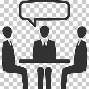 Job Interview Computer Icons Meeting Business PNG