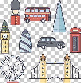 Big Ben Tower Bridge London Eye City Of London PNG