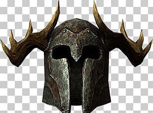 Elder Scrolls Skyrim Helmet PNG