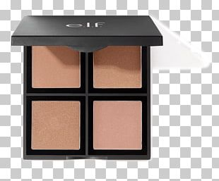 Elf Cosmetics Contouring Eye Shadow Rouge PNG